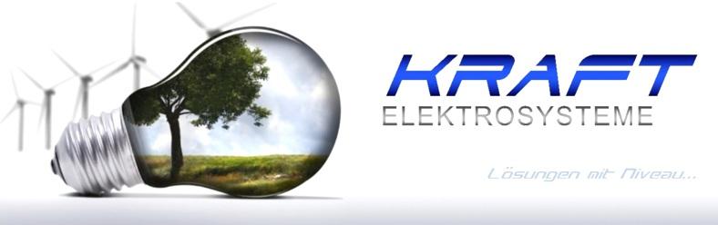 KRAFT ELEKTROSYSTEME - Fachbetrieb für Elektro- und Informationstechnik